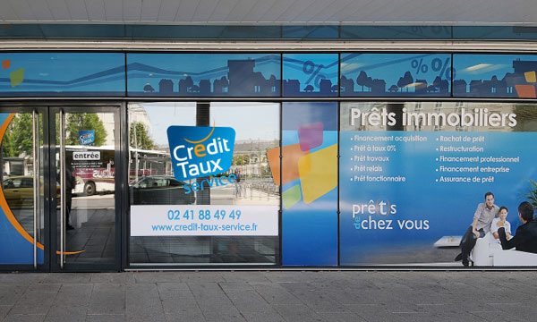 AGENCE CREDIT TAUX ANGERS